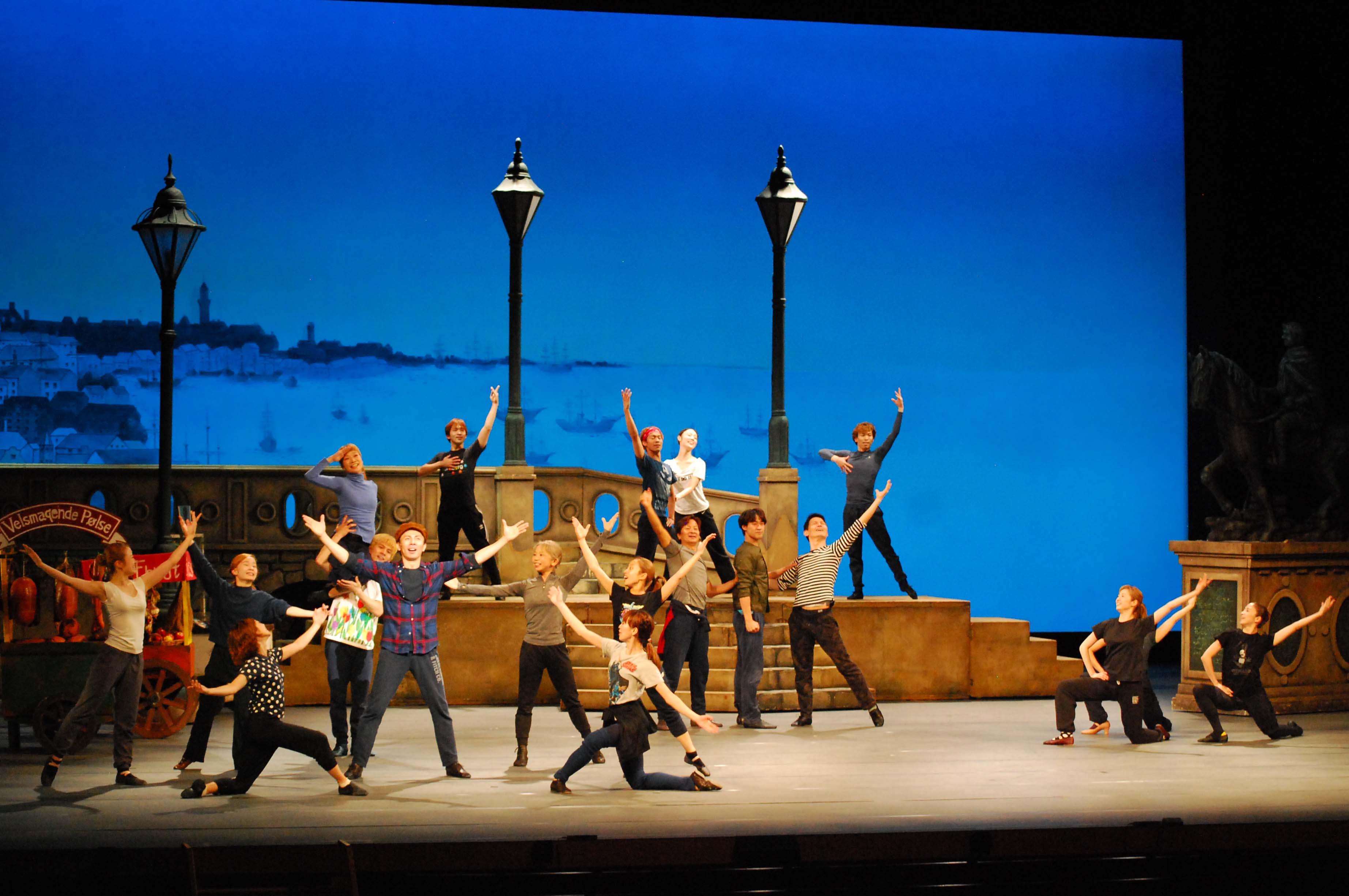 劇団四季ミュージカル『アンデルセン』のリハーサルを見学できるチャンス!長崎(11/28)・大分(11/30)での見学会開催を前に取材してきました♪